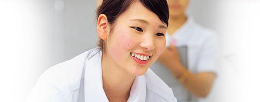 学部・学科 看護学科 患者に寄り添うことの大事さ、尊さを学ぶ