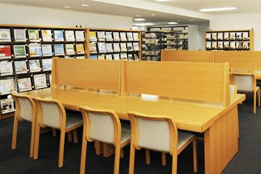 図書館へのリンク画像