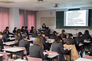看護学科4回生の研究計画発表会が開催されました!