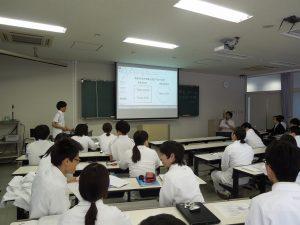 臨床検査学科4回生 卒業研究 中間発表会を開催しました