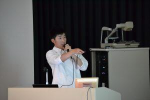 臨床検査学科4回生対象「卒業研究」最終発表会を開催しました