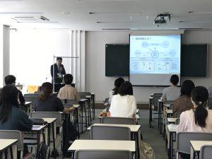 Now! Vol.10 臨床検査学科・3回生 第1回進路情報説明会